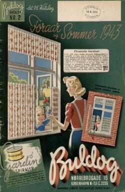 Foraar og Sommer 1943 : Katalog Nr. 2 : -det 92' Katalog