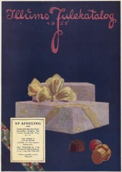 Illums Julekatalog 1925