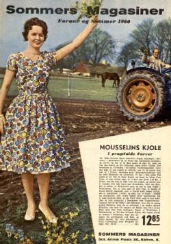Forår og Sommer 1960