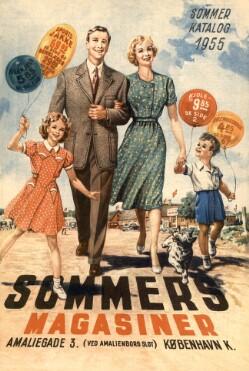Sommer Katalog 1955