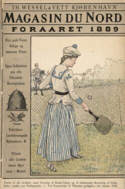 Magasin du Nord : Foraaret 1889