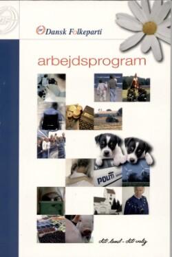 Dansk Folkepartis Arbejdsprogram