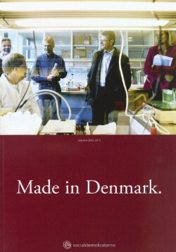 Made in Denmark : Jobplan 2005 - 2015
