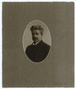 Georg Brandes 4. Decbr. 1901