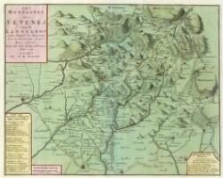 Les Montagnes des Sevenes dans le Languedoc