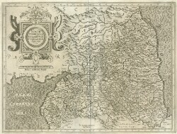 Northumbria, Cumberlandia et Dunelmensis Episcopatus