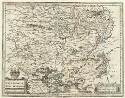 Thuringiæ nova descriptio