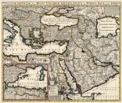 Turcicum Imperium sive Magni Turcarum Sultani Status in Europa Asia et in Africa