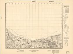 Dänemark 1:25 000 Fjellerup 1816