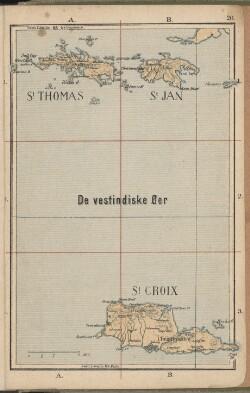 De vestindiske Øer