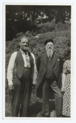 Peter Freuchen og Th. Stauning