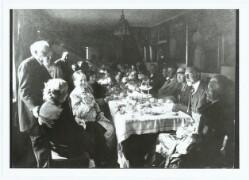 Anna Ancher fejrer 75 års fødselsdag