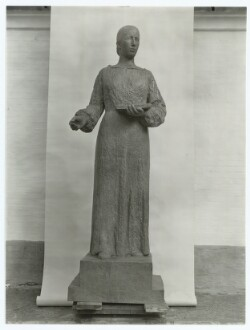 Astrid Noacks statue af Anna Ancher