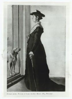 Michael Ancher: Min Hustru