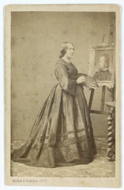 Malerinden Elisabeth Jerichau Baumann