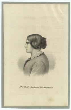 Elisabeth Jerichau, født Baumann