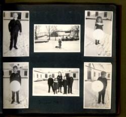 Privatoptagelser af familien Horn 1915-1921
