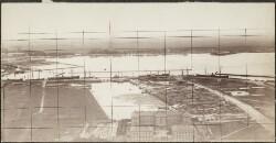 thumbnail: Skråfoto fra 1890 taget 97 meter fra Stoltenbergsgade 1, 1. th