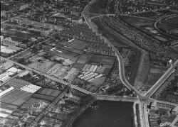 thumbnail: Skråfoto fra 1937 taget 108 meter fra Haven 9G