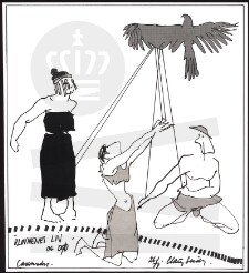 Hustruer, der elsker store haner