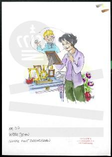 Dreng datering ældre pige