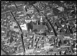 thumbnail: Skråfoto fra 1928-1933 taget 42 meter fra Niels Hemmingsens Gade 5