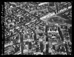 thumbnail: Skråfoto fra 1934 taget 37 meter fra Antonigade 8