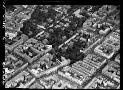 thumbnail: Skråfoto fra 1937 taget 7 meter fra Saabyesvej 8, kl. 4