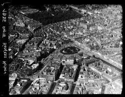 thumbnail: Skråfoto fra 1948 taget 27 meter fra Gammel Mønt 3A, 4.