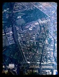 thumbnail: Skråfoto fra 1932-1967 taget 79 meter fra Hauser Plads 20, 3.