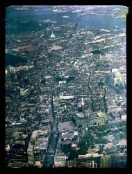 thumbnail: Skråfoto fra 1932-1967 taget 28 meter fra Gothersgade 49, 3. tv