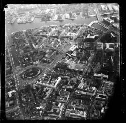 thumbnail: Skråfoto fra 1960 taget 37 meter fra Kongens Nytorv 28, 4.