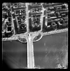 thumbnail: Skråfoto fra 1932-1967 taget 143 meter fra Gothersgade 156C, st. th