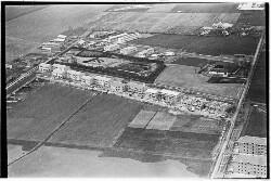 thumbnail: Skråfoto fra 1950-1954 taget 193 meter fra Bibliotekvej 17